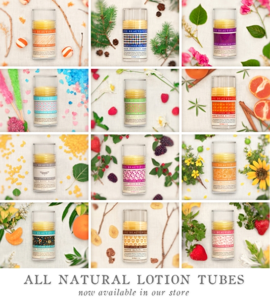 Lotion Fragrances Available